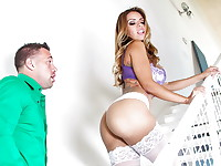 Yurizan Beltran caught her husband cheating on her so she's ready to get back at him by ...