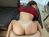 JULIANNA VEGA IS BACK!!! AND SHE BROUGHT HER GIANT ASS WITH HER!! This sexy latina doesnt play, ...