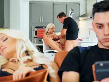 Alena Croft: Getting It On With My Girlfriend's Mom