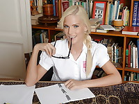 Poor Candee is overwhelmed with homework. She wants to be the best, but it requires a lot of ...