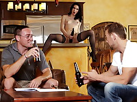 Erik Everhard cant believe that his accountant Wilford is married to such a smoking hot babe. ...