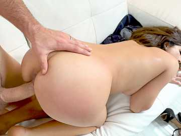 Young latina Larem explores the world of porn for the first time