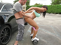 Luna Star returns to AssParade!!! Luna is always down and ready to fuck!!! This time she ...