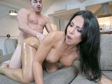 Big-assed latina Rose Monroe performs best anal you could dreamof